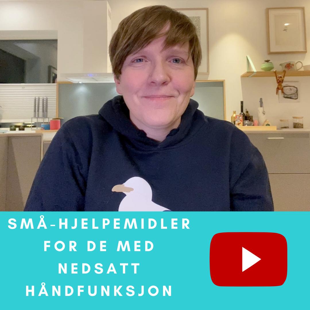 funksjonshjemmet youtube småhjelpemidler