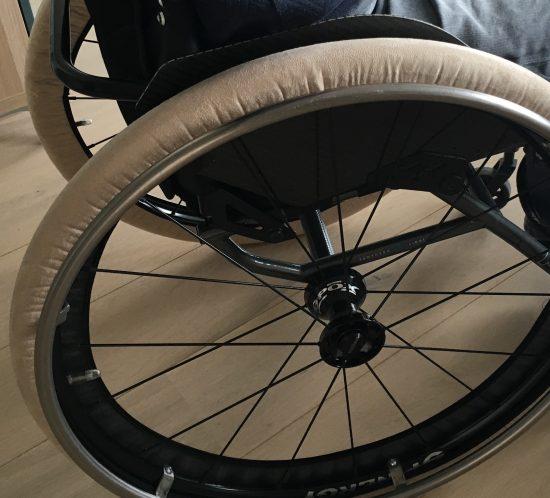 rullestoltøfler funksjonshemmet