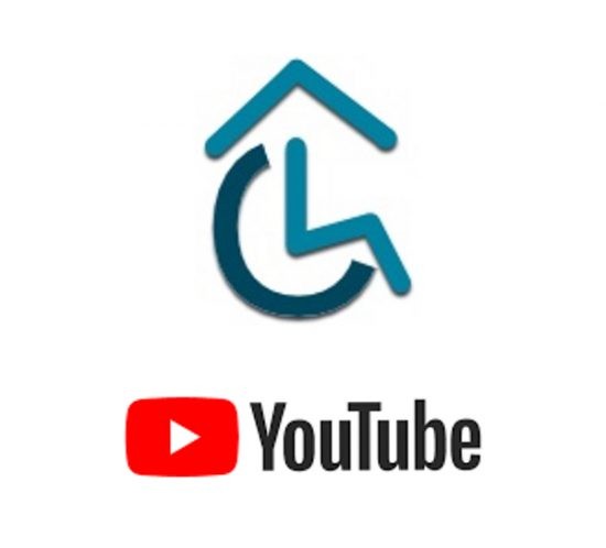 Funksjonshjemmet YouTube
